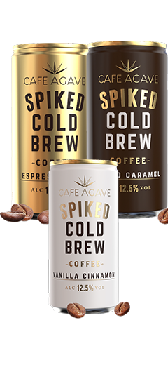 Cafe Agave Cocktail Cans